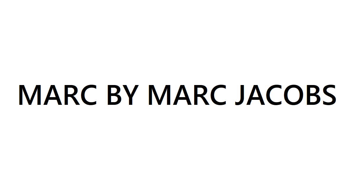 MARC BY MARC JACOBS(マークバイマークジェイコブス)宅配買取