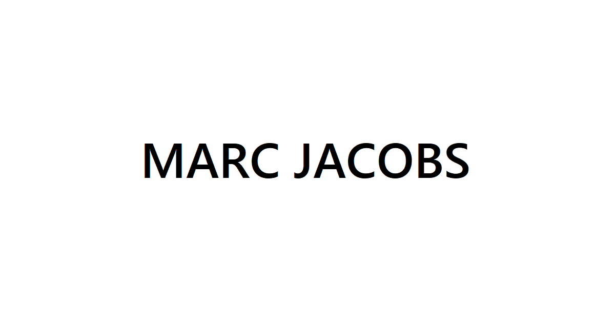 MARC JACOBS(マークジェイコブス)宅配買取
