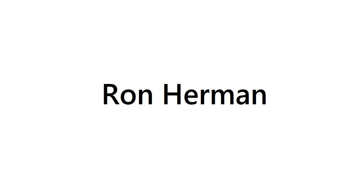 Ron Herman(ロンハーマン)宅配買取
