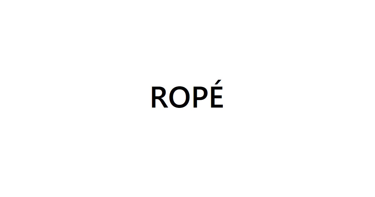 ROPE'(ロペ)宅配買取
