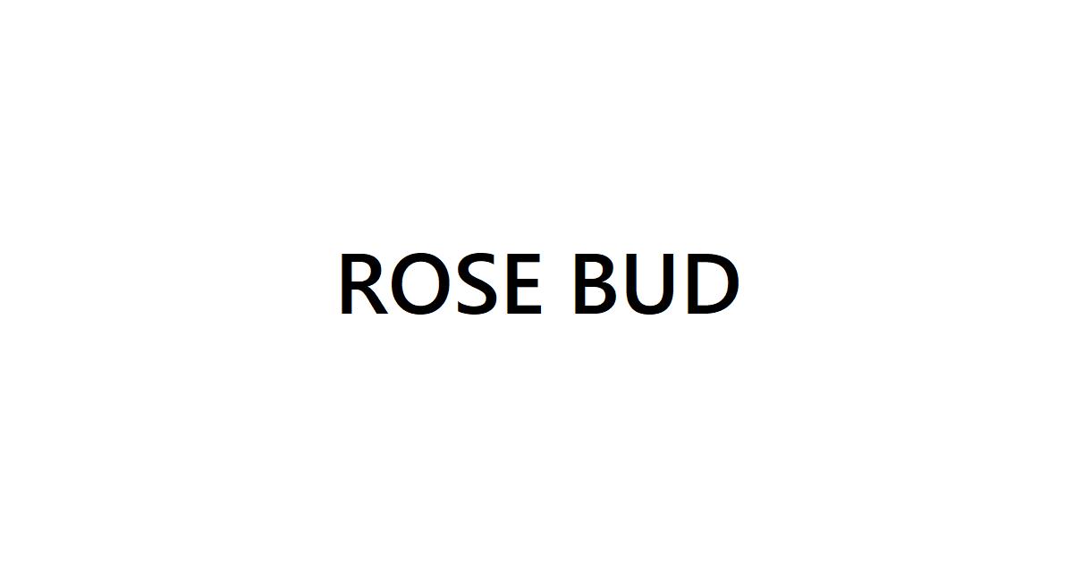 ROSE BUD(ローズバッド)宅配買取